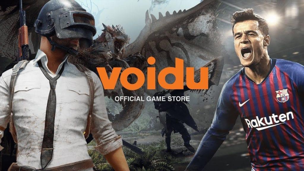 Voidu Online Store