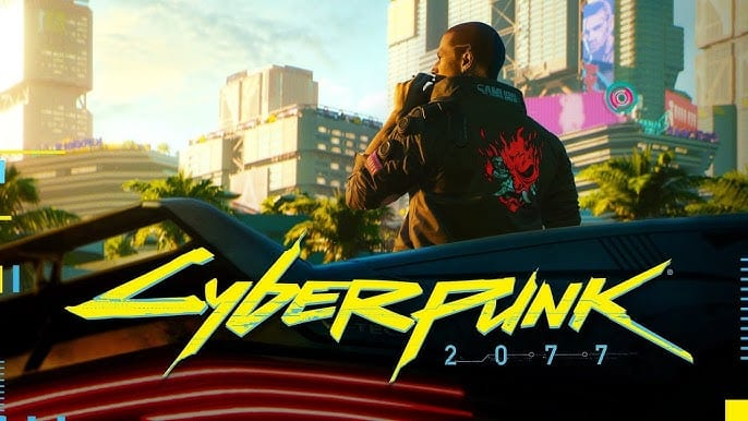 trailer of Cyberpunk 2077
