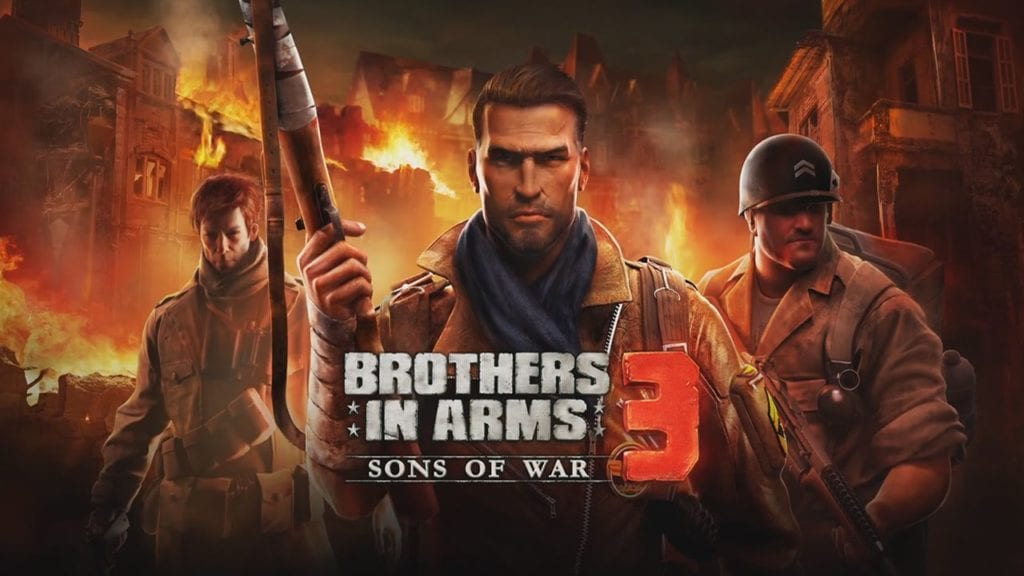 Brother in Arms 3