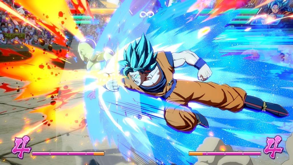 Dragon Balls Fighter Z