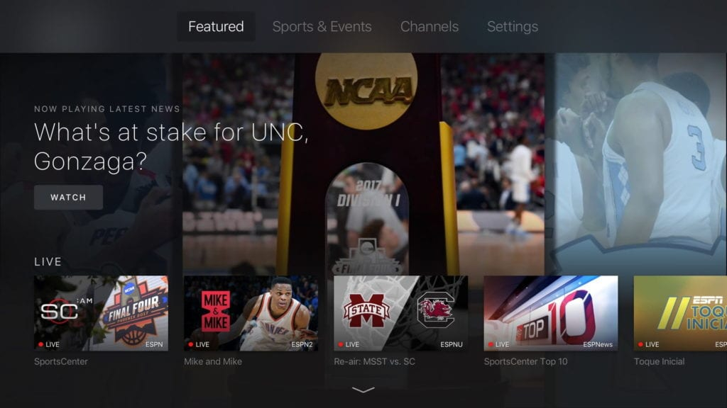 ESPN Plus MOD APK {Premium Version} Download