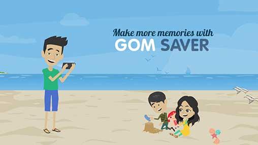 GOM Saver Memory Storage and Optimizer