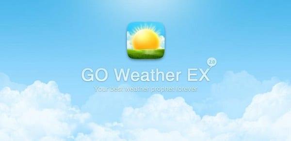 Go Weather Widget