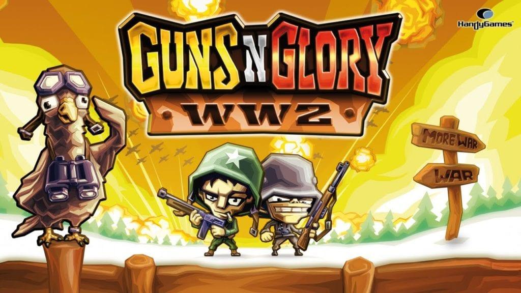Guns n Glory WW2