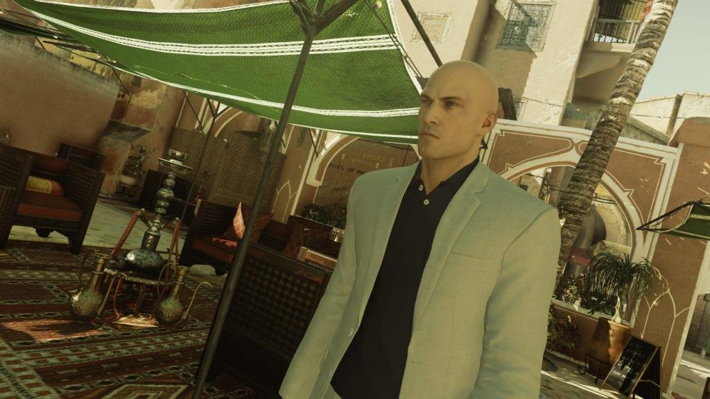 HITMAN TM Episode 3 Marrakesh