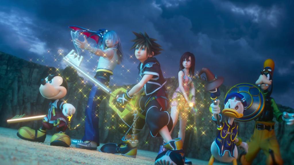 Kingdom Hearts 3 Xbox 360