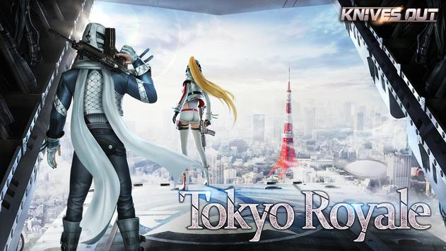 Knives Out Tokyo Royale