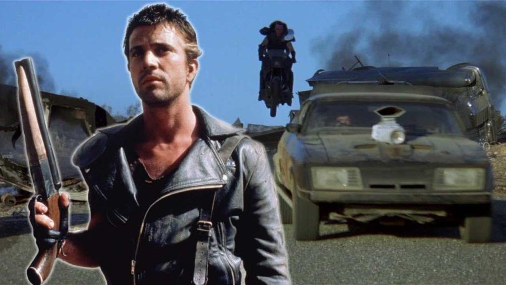 Mad Max Road Warrior