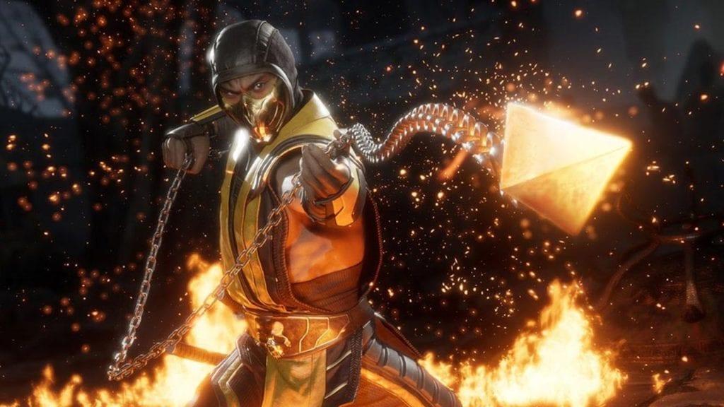 Mortal Combat 11