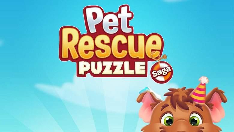 Pet Rescue Puzzle Saga