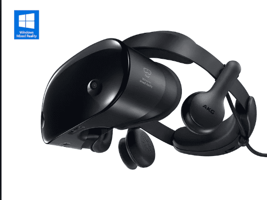 Enjoy Samsung HMD Odyssey- Windows Mixed Reality Headset At