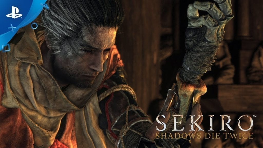 Sekiro Shadows Die PS4 Twice