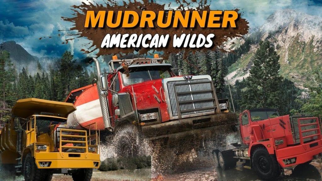 Spintires MudRunner American