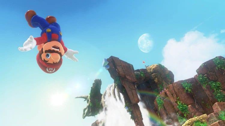 Super Mario Odyssey PS4