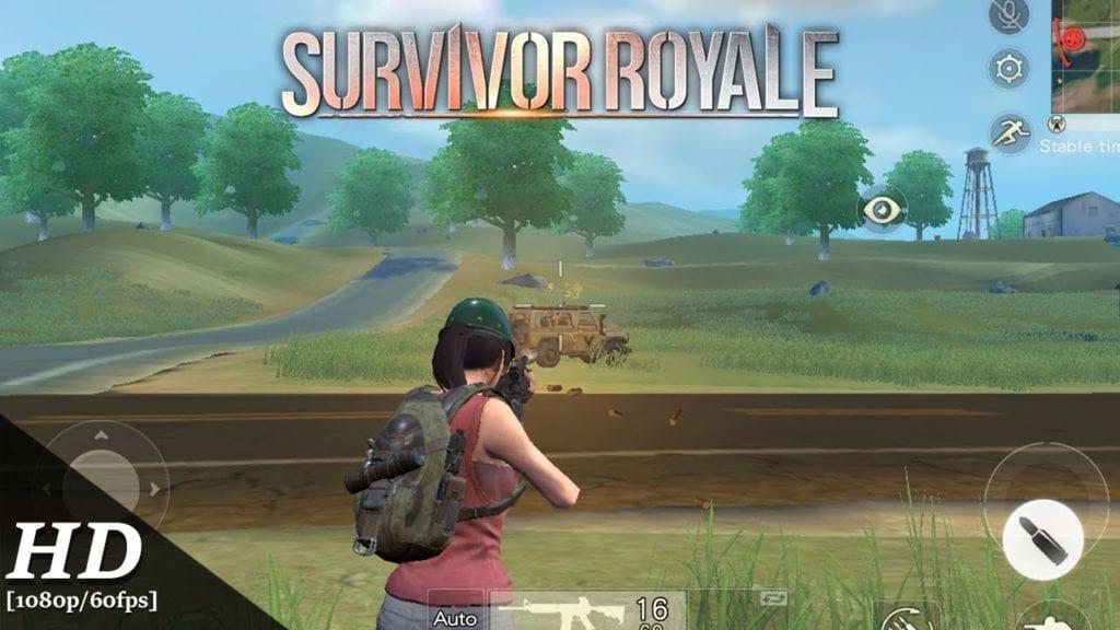 Survivor Royale