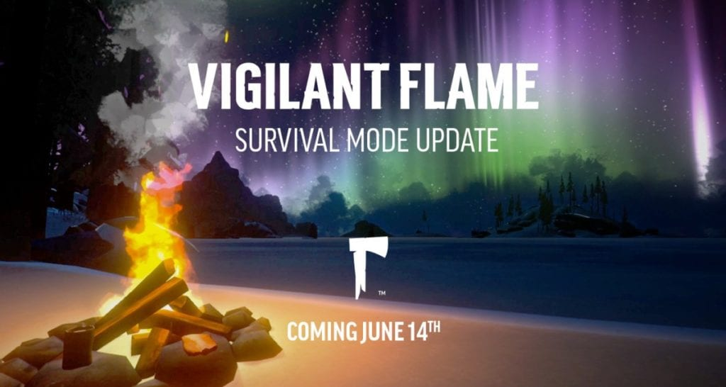 The Long Dark Vigilant Flame