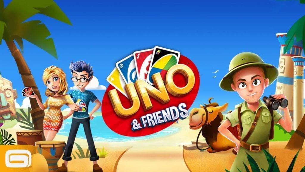 UNO! & Friends