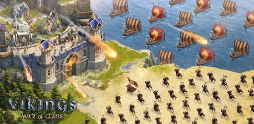Vikings War of Clans Mod APK {Unlimited Gold & Boosts} – FlareFiles com