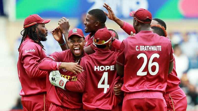West Indies Destroys Pakistan To Win