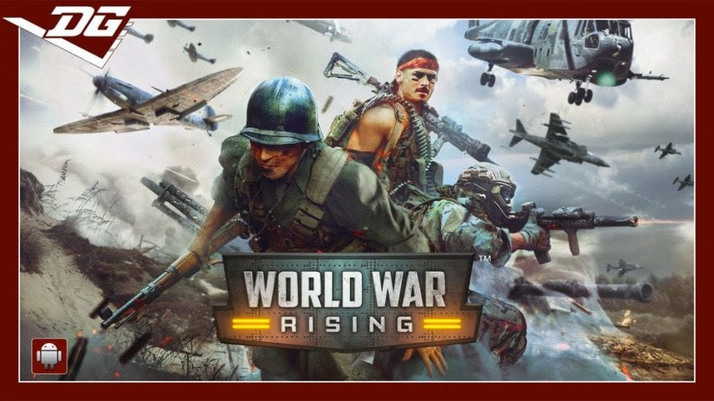 World War Rising