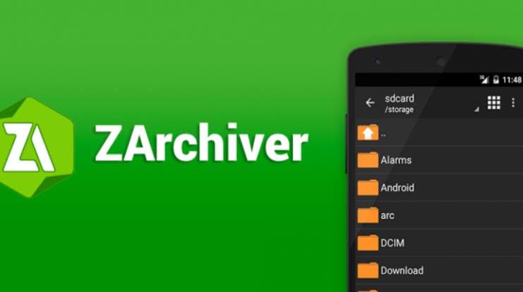 ZArchiver Pro APK Mod + Donate APK Download