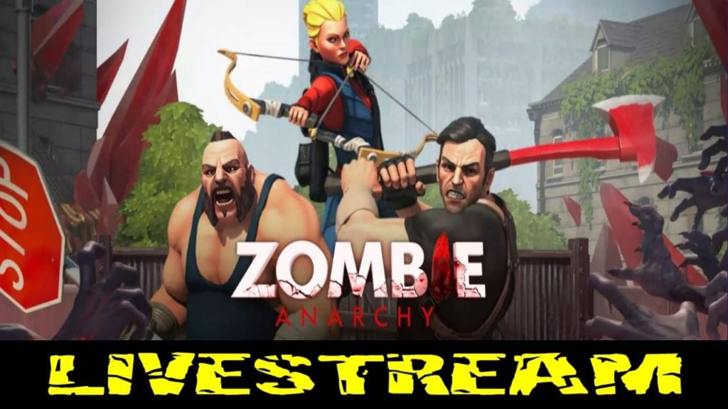 Zombie Anarchy MOD Apk {Unlimited Bloodstones Food} – FlareFiles com