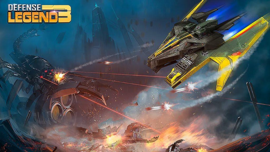 Defend legend 3: future war