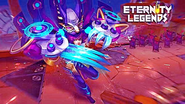 Eternity Legends: Royale Mobile