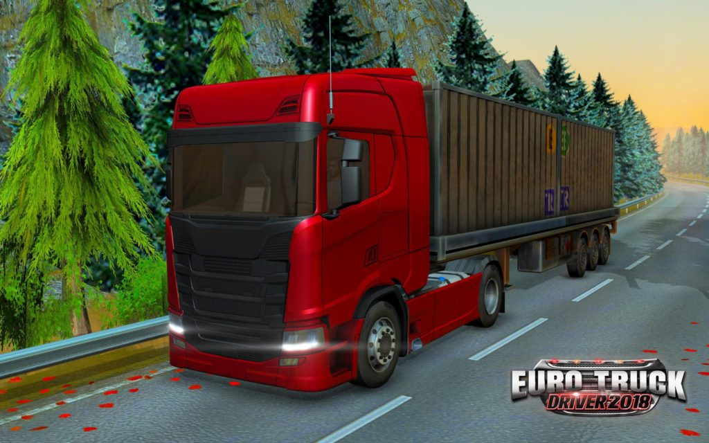 Euro Truck Drivers 2018