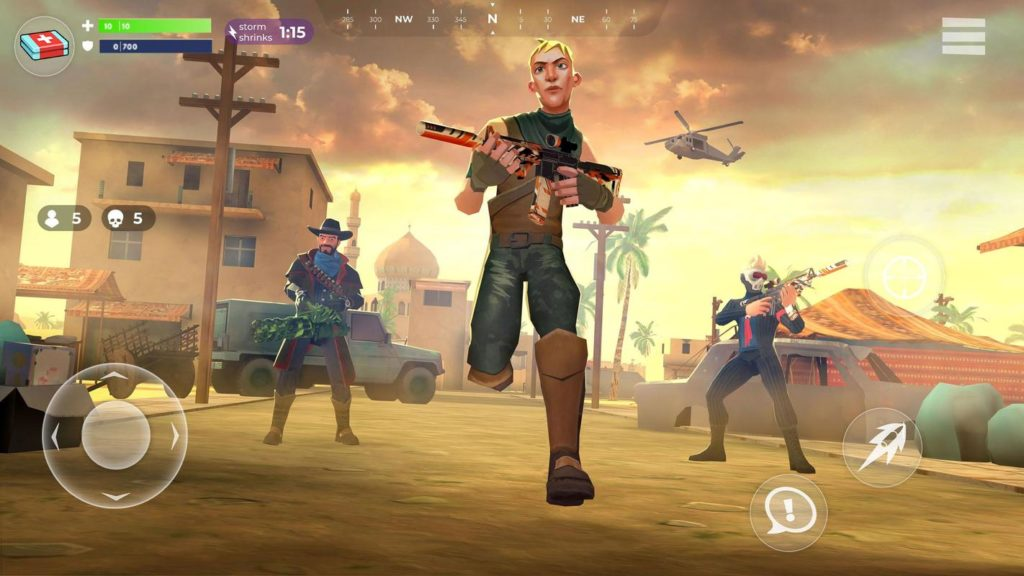 Fight Night Battle Royale: FPS Shooter
