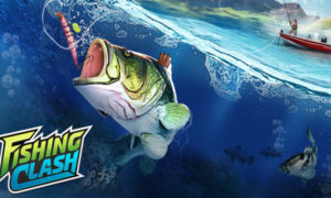 Fishing Clash: Catching Fish Time