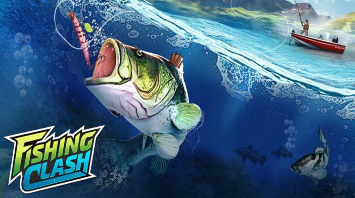Fishing Clash: Catching Fish Time