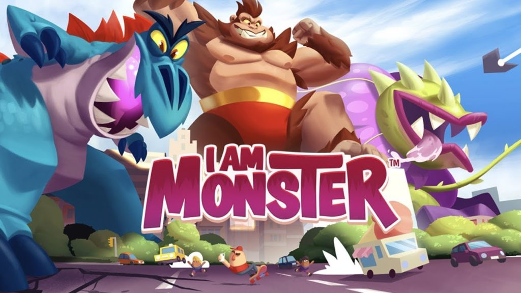 I Am Monster Idle Destruction