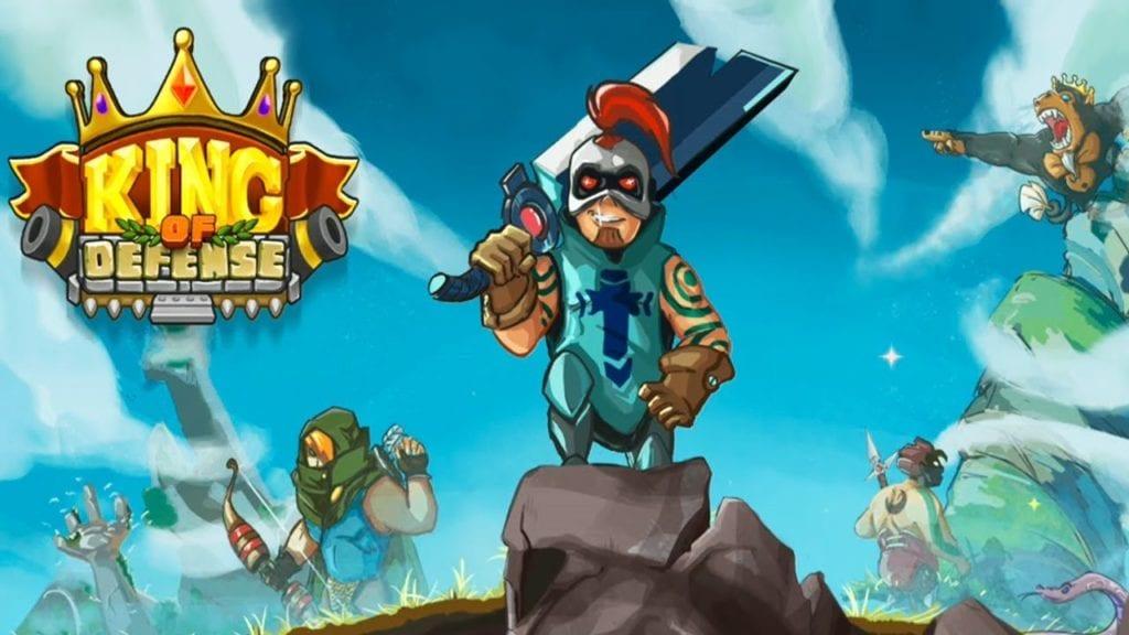 King of Defense - The Last Defender