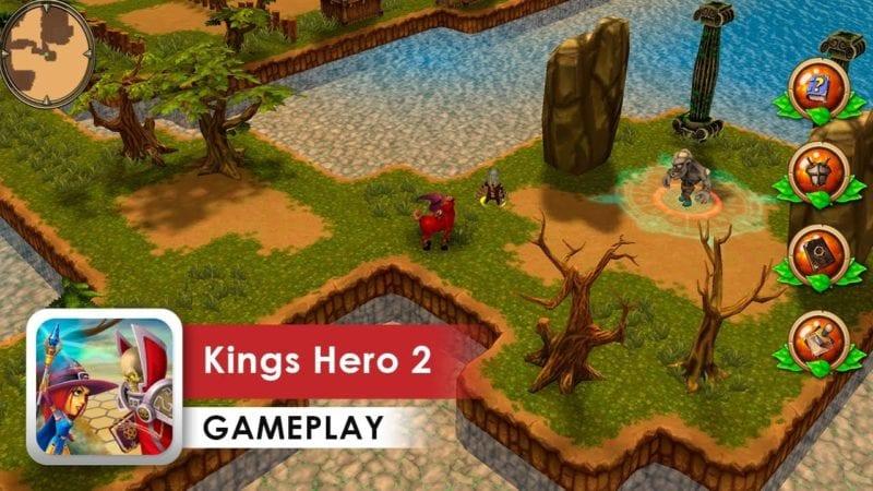 Kings Hero 2: Turn-Based RPG
