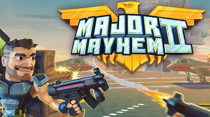 Major Mayhem 2