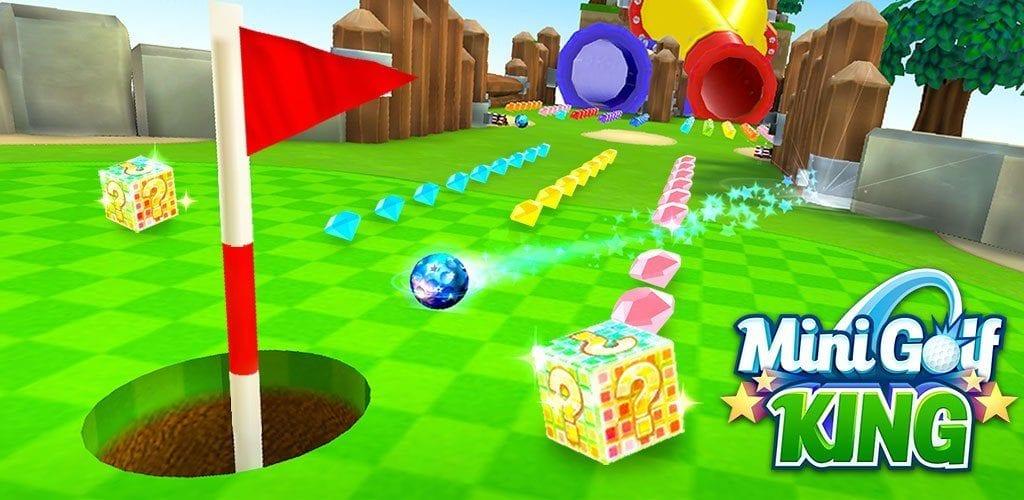 Mini Golf King Multiplayer Game
