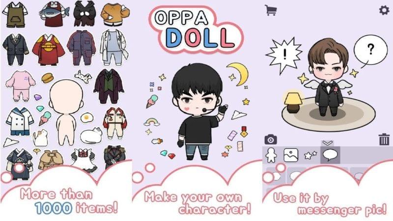 Oppa Doll