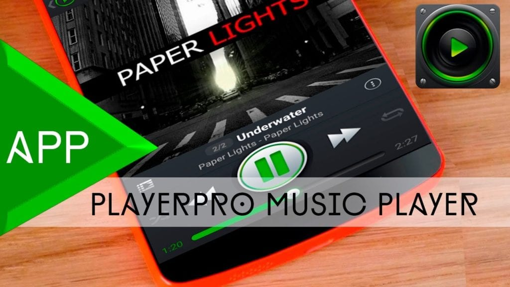 PlayerPro Music Player APK + Mod + Plugins + Themes [LATEST]