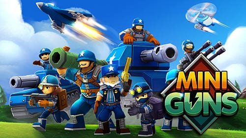 mini guns game