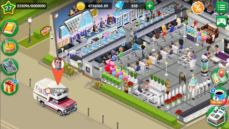 my cafe: recipes and stories