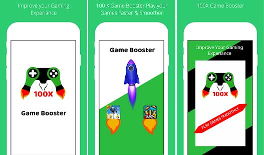 100X Game Booster PRO