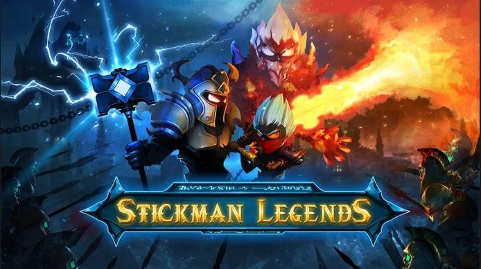 Stick man legends