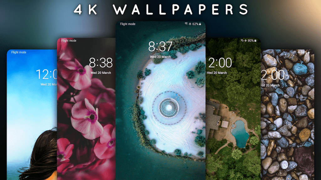 4K Wallpapers - Auto Wallpaper Changer