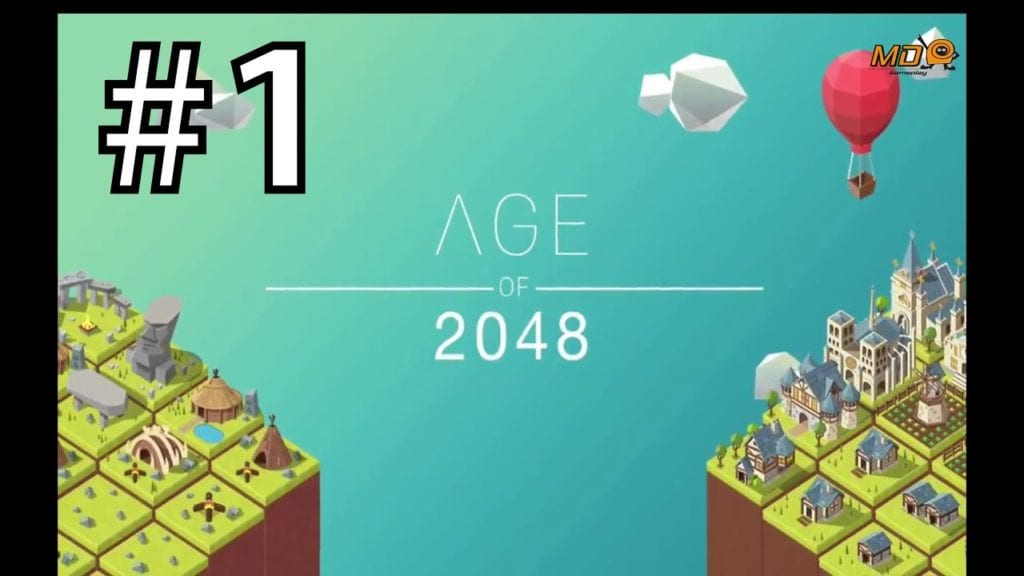 Age of 2048: Civilization City Building
