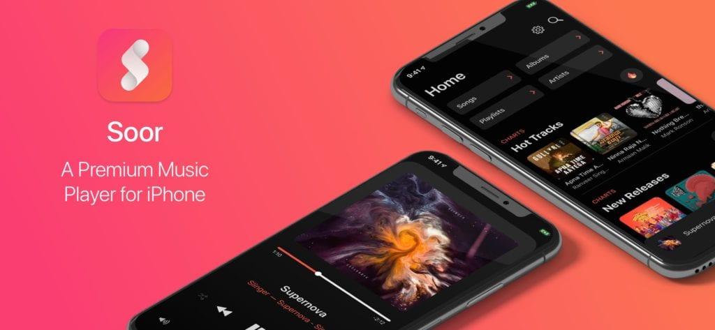 Apple Music Player Premium