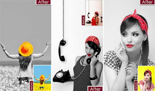 Color Pop Effects