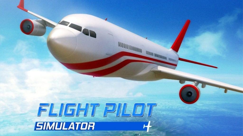Flight Plot Simulator 3D