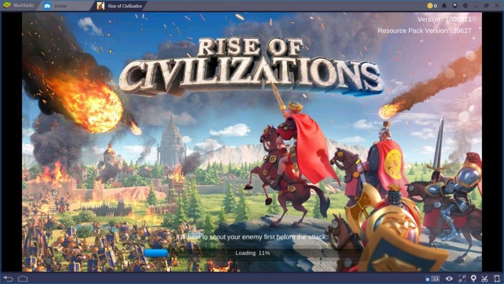 Rise of Civilizations