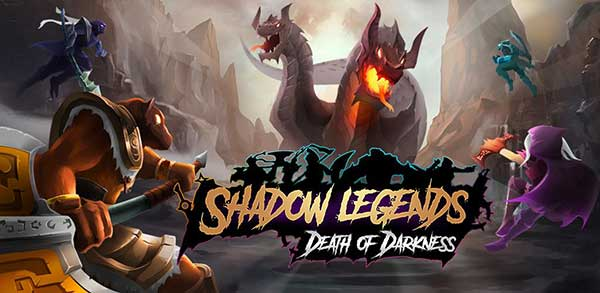 Shadow Legends: Stickman Revenge